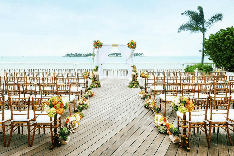 10 best affordable destination wedding locations parfaitlingerie key west florida destination wedding junglespirit Image collections