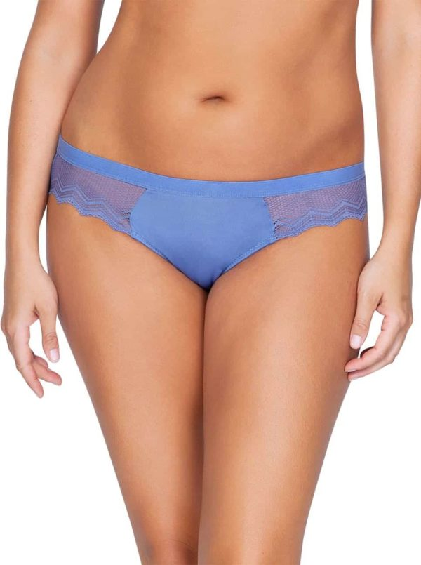 Lydie P5443 Bikini SilverBlueFront copy 600x805 - Lydie Bikini – Silver Blue – P5443