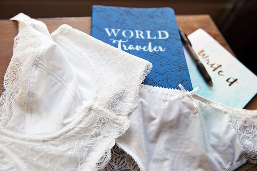 travel lingerie - Travel Essentials: 6 Key Lingerie Items To Take With You