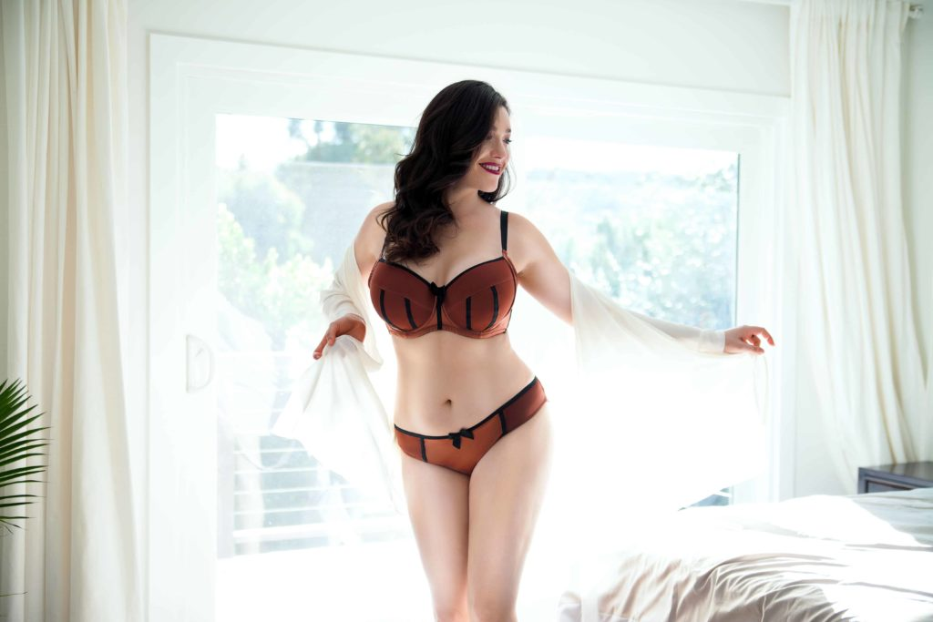 what is boudoir shoot