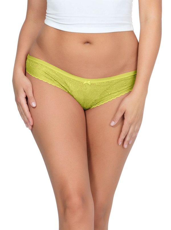 PARFAIT ParfaitPanty SoGlam BikiniPP302 Lemonade front 600x805 - Parfait Panty So Glam Bikini - Lemonade - PP302