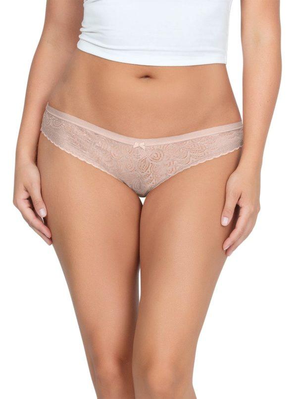 ParfaitPanty SoGlam BikiniPP302 Bare Front copy 600x805 - Parfait Panty So Glam Bikini - Bare - PP302