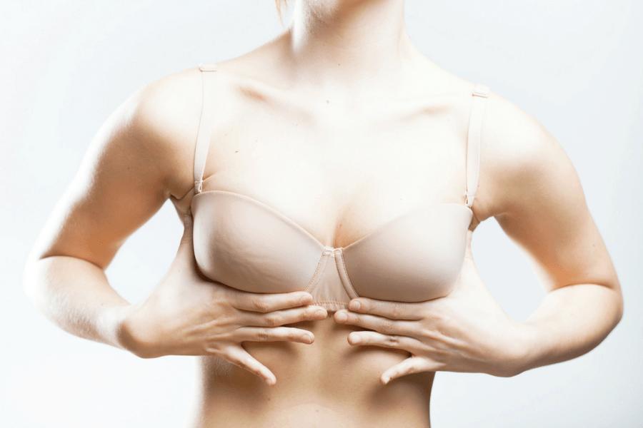 tender breasts