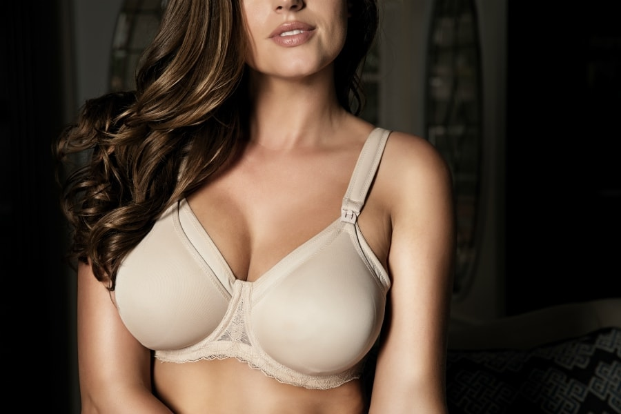 what is a nursing bra